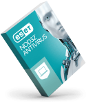 ESET NOD32 Antivírus 1PC/1rok